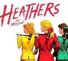 Heathers Logo  by musicalnerd