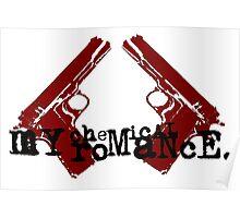 mcr guns Poster