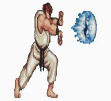Hadouken II by ozre