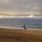 Las Palmas Waves by jonvin