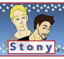 Stony by DamnSam