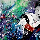 Geisha Dreaming by Cate Townsend
