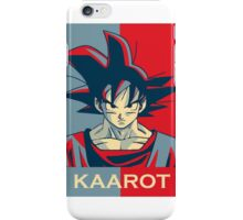 kaarot!!! iPhone Case/Skin