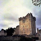 Ross Castle, Ireland by AngieDavies