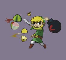 fruit zelda Kids Clothes