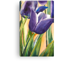 Time for Tulips Canvas Print