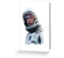 INTERSTELLAR - BRAND Greeting Card
