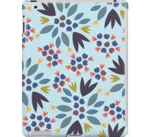 Blueberries 2 iPad Case/Skin