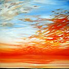 Red Sky, Blue Sky by Cherie Roe Dirksen
