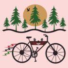 Cycling is Fun by artyrau