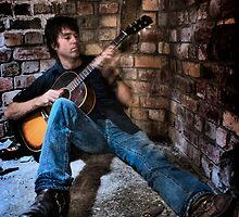 thomas Vercera guitarist singer song writer #4 by Daryl Gordon