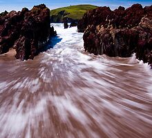 Wave by ryanphotography