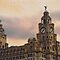 Liver Buildings - Liverpool by Pinhead Industries