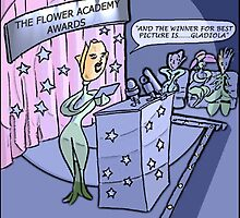 Flower Academy Awards by Rick  London
