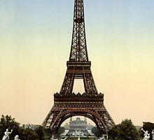 The Eiffel Tower by BravuraMedia