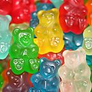 Gummy Bear Candy by thatstickerguy