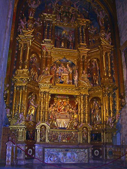 Seo Altar by Tom Gomez