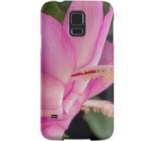 Christmas Cactus II Samsung Galaxy Case/Skin