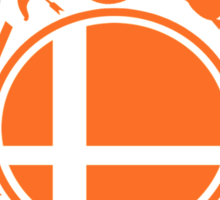 Smash School Newcomer (Orange) Sticker
