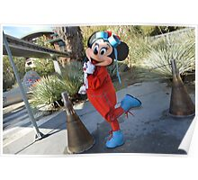 Disney Minnie Mouse Disney Aviation Minnie Mouse Outfit Poster