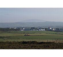Northern Ireland Sheep Farm Photographic Print