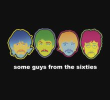 some guys from the sixties by Matt Mawson