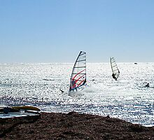 windsurfing comp by yellowcar9