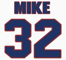 National Hockey player Mike Eastwood jersey 32 by imsport
