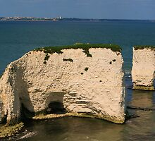 Old Harry by RedHillDigital