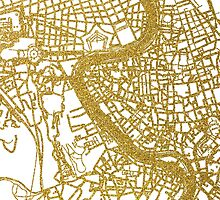 Rome map by AnnaGo