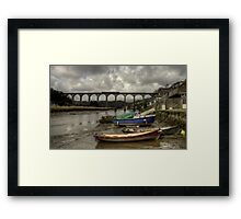 Calstock Viaduct  Framed Print
