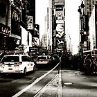 Times Square by RebeccaT
