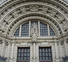 Victoria & Albert Museum - Kensington, London by Mutahir