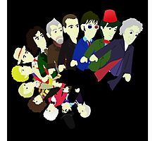 The 13 Puppet Doctors Photographic Print