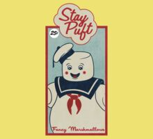 Ghostbusters (Stay Puft)  Kids Clothes