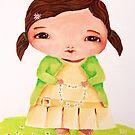 Lil' Daisy by lynzart