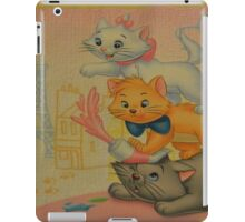 Disney Aristocats Marie Disney Cats Disney Kittens iPad Case/Skin