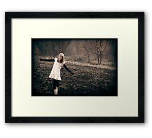 Fly Away Little Wren... Framed Print