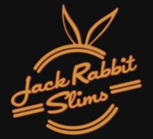 Inspired by Pulp Fiction (Jack Rabbit Slims) Kids Clothes