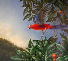 Eden Dawning by EnPassant