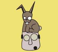 Hare Piece by Gavin King