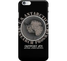 John Carpenter's The Thing (Outpost 31)  iPhone Case/Skin