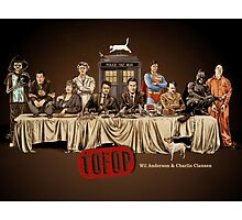 TOFOP 'Last Supper' by James Fosdike