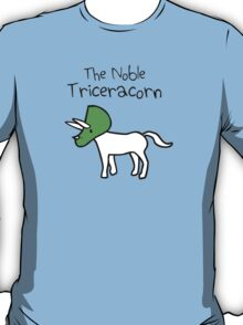 The Noble Triceracorn T-Shirt