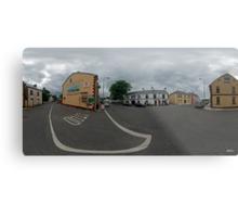 Carrick Crossroads, Donegal(Rectangular)  Metal Print
