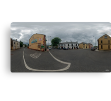 Carrick Crossroads, Donegal(Rectangular)  Canvas Print
