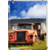 Latsha Lumber Company - Color iPad Case/Skin