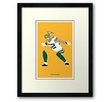 Clay Matthews Framed Print