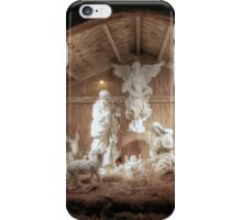 Glory to the Newborn King iPhone Case/Skin