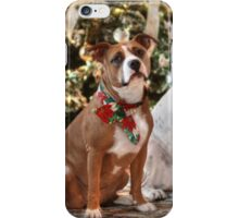 A Bubba and Kensie Christmas iPhone Case/Skin